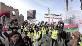 لیبی در آستانۀ سومین جنگ داخلی!