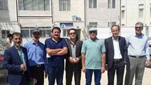 اعضای انجمن صنفی فرهنگیان خراسان شمالی