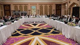 مذاکرات طالبان با امریکا