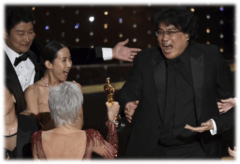 فیلم انگل برنده جایزه اسکار شد