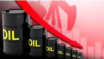 سقوط قيمت نفت