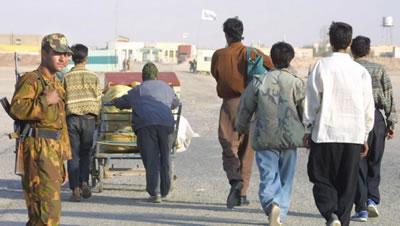 مهاجرين افغان