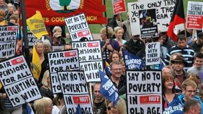 اتحادیه های کارگری در انگلستان