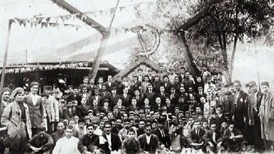 صد سالگی حزب کمونيست ايران