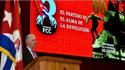 دیاز کانل: «در میان انقلابیها، ما کمونیستها در صف مقدم هستیم» - برگردان: ایرج زارع