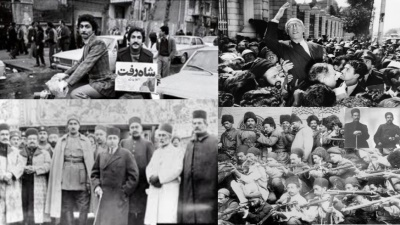 انقلاب و سرنوشت بلوک های تاریخی مترقی در ایران - کریم پور حمزاوی