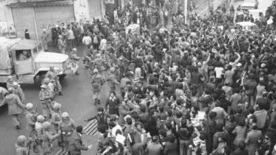 در باب طبقه خاکستری ایران: جنایتکاران بی گناه - احمد اعطاء
