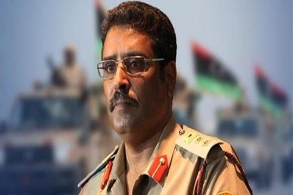 المتحدث باسم الجيش الوطني الليبي يوضح تفاصيل الانسحاب من قاعدة الوطية