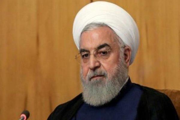 روحاني يعرض على أمير قطر المساعدة في استضافة مونديال 2022
