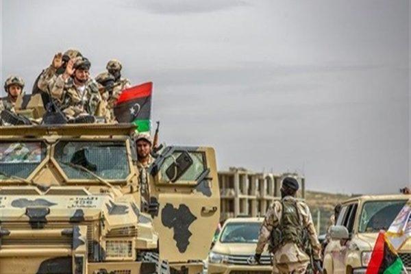 الجيش الليبي يسقط طائرتين مسيرتين تركيتين قرب ترهونه