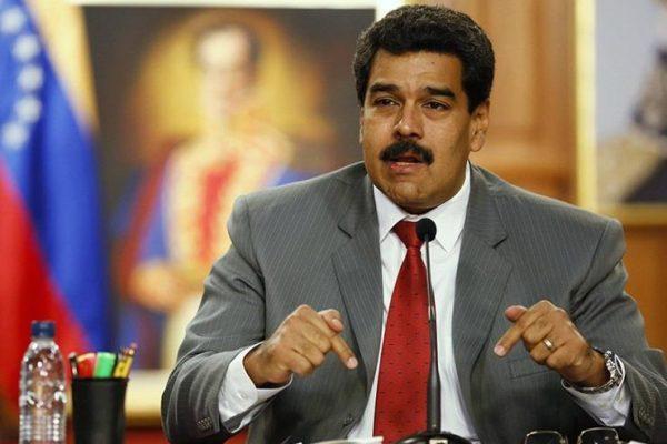 الرئيس الفنزويلي يمهل سفيرة الاتحاد الأوروبي ٧٢ ساعة لمغادرة البلاد