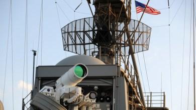 Photo of العسكرية الأمريكية تدخل سلاح ليزر جديد,,,تعرف عليه..