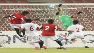 Photo of منتخبنا الوطني لكرة القدم يتعادل مع طاجيكستان ويعزز حظوظ التأهل