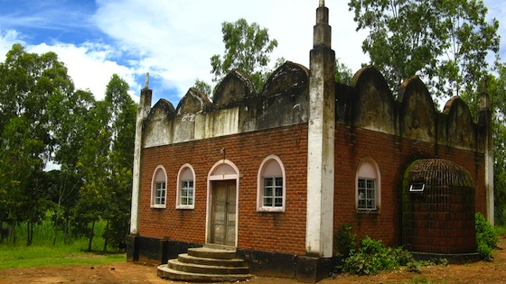 Mosque in Chiunda  Malawi