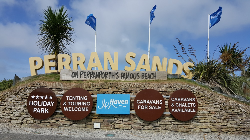 Chalet 151 Perran Sands Haven  Around Kernow Holidays