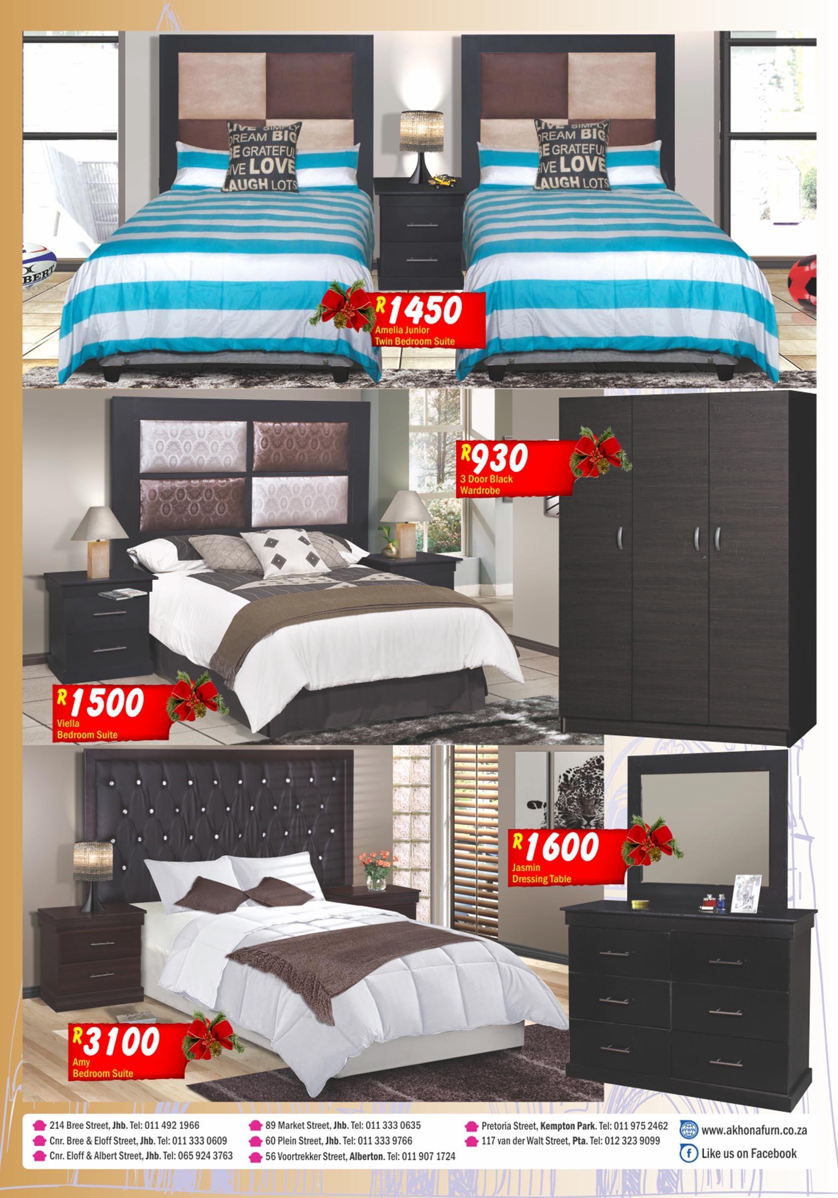 Furniture And Catalogue Prizes Akhona