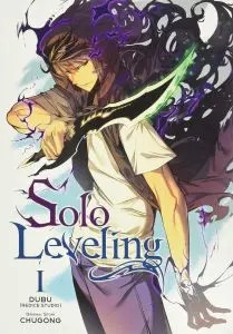 Solo Leveling poster