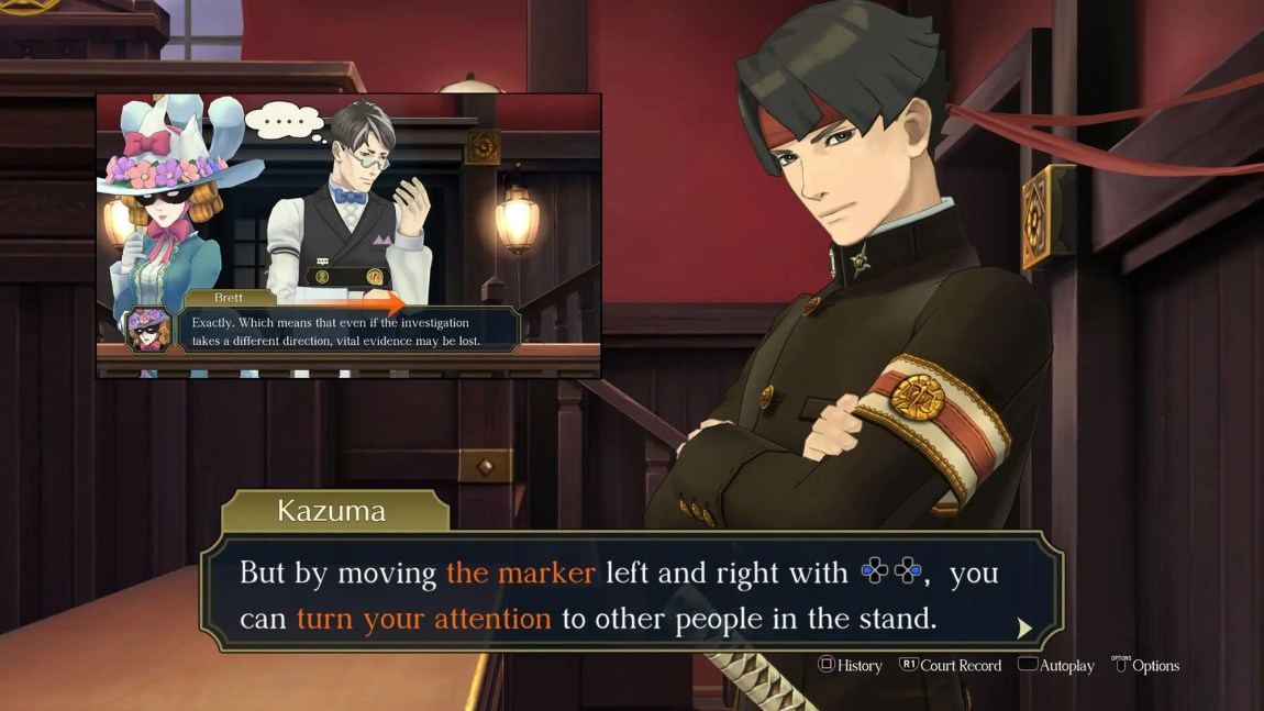 The Great Ace Attorney Chronicles, our proof before the review
