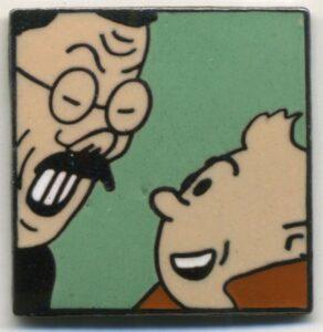 Tintin et Mitsuhirato