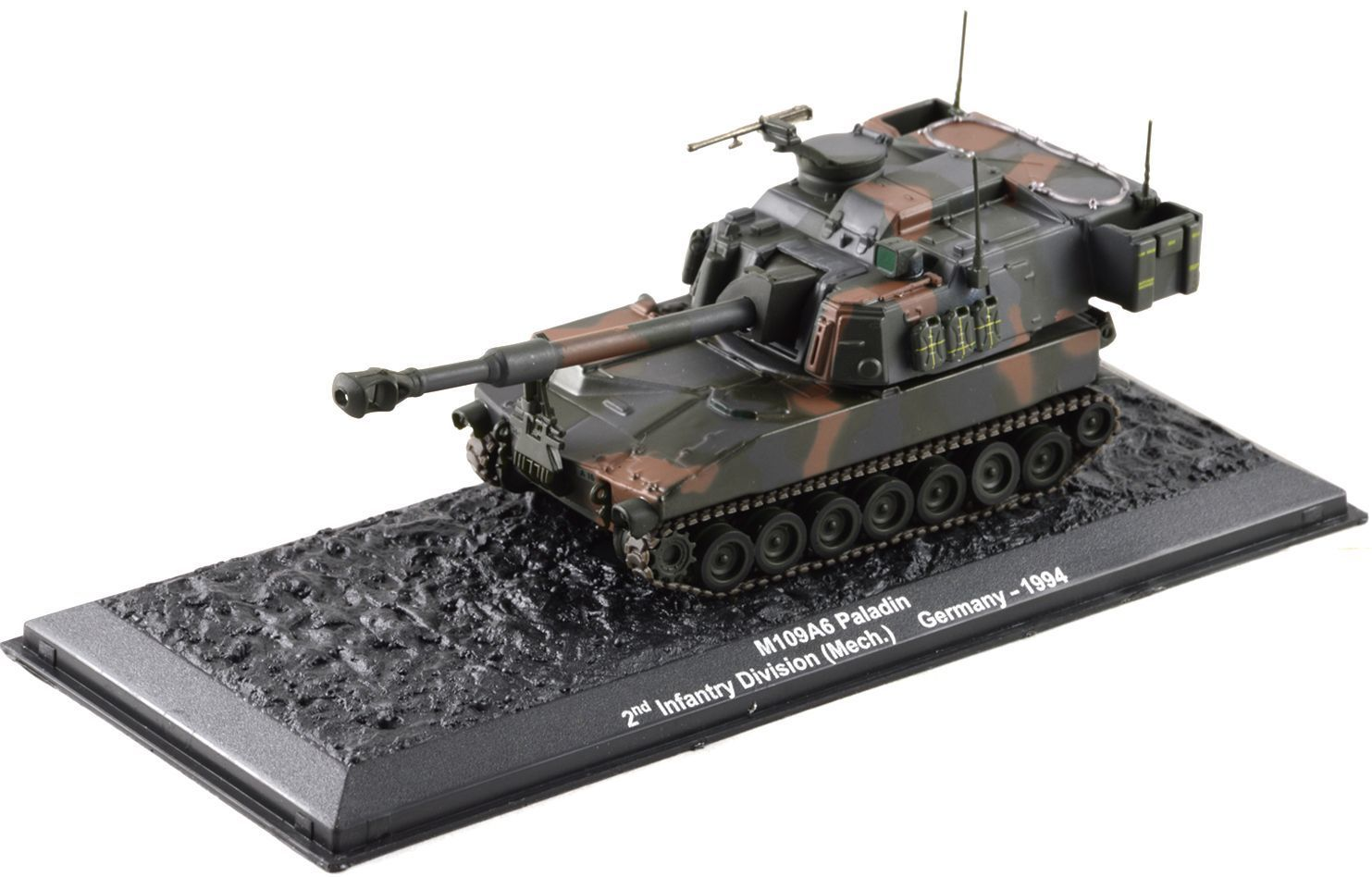 M109A6 Paladin 2nd infantry Division (Mech.) Germany 1994