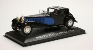 Bugatti type 41 Royale - 1929 1/43