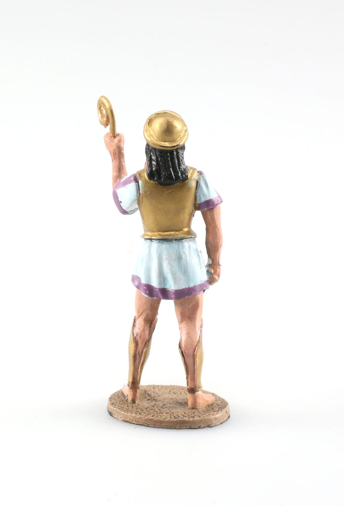 Officier estrusco-tarquinien, Rome et ses ennemis 1/30