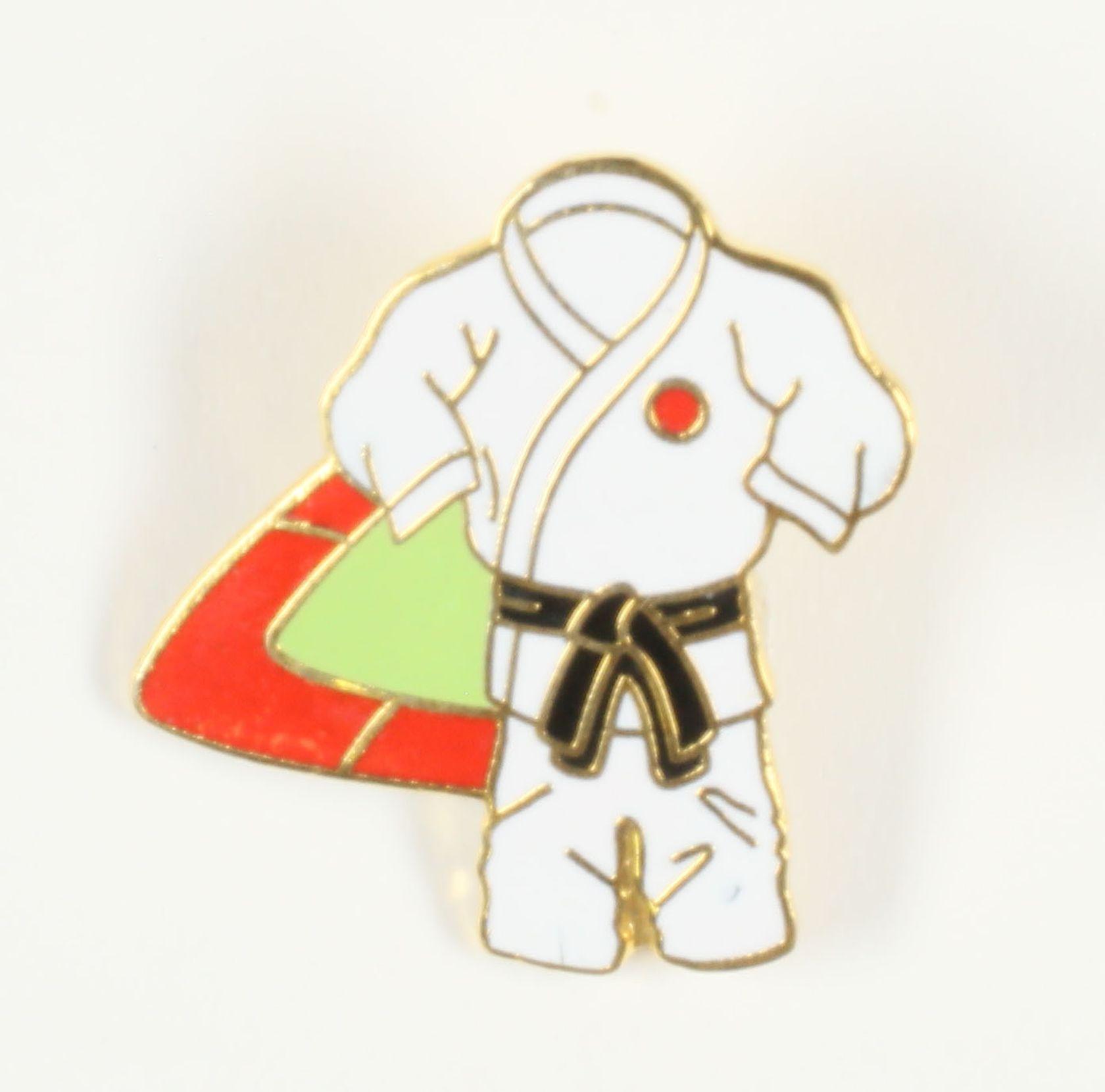Kimono ceinture noire
