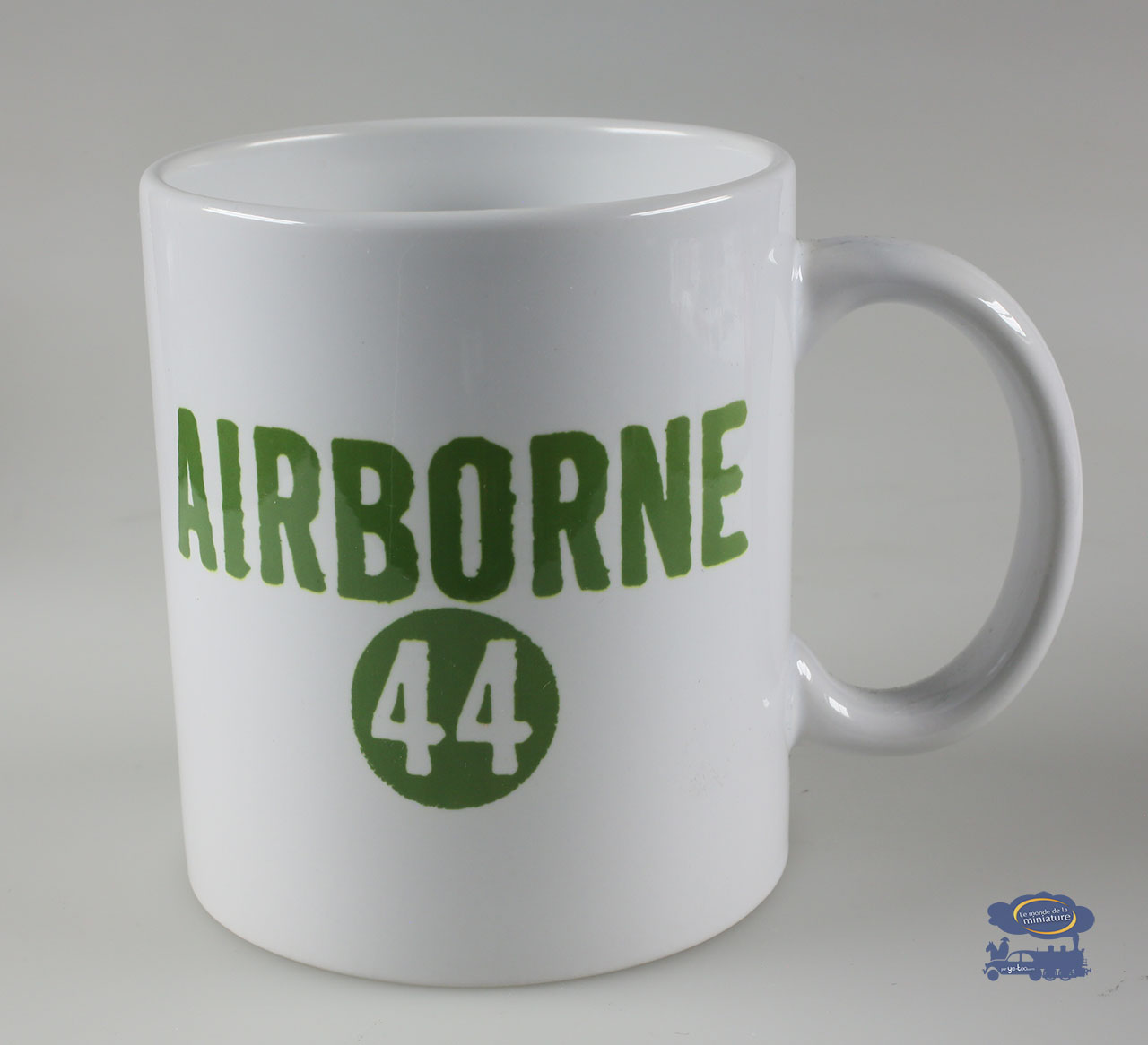 AIRBORNE 44, bataille aérienne, Mug Blanc