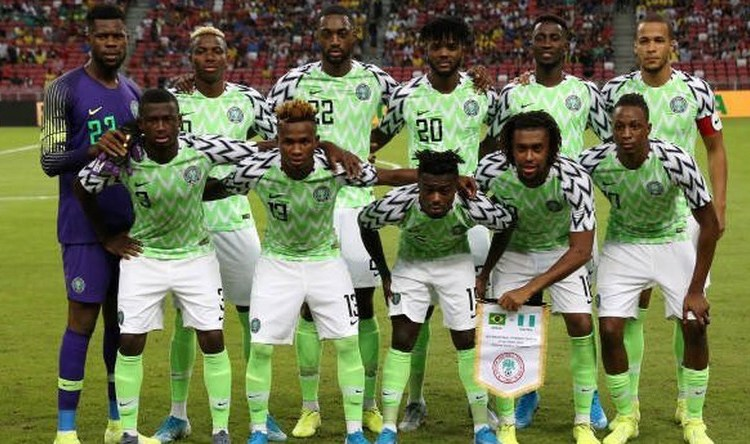 Super Eagles of Nigeria Claims 31st Position In Latest FIFA Ranking
