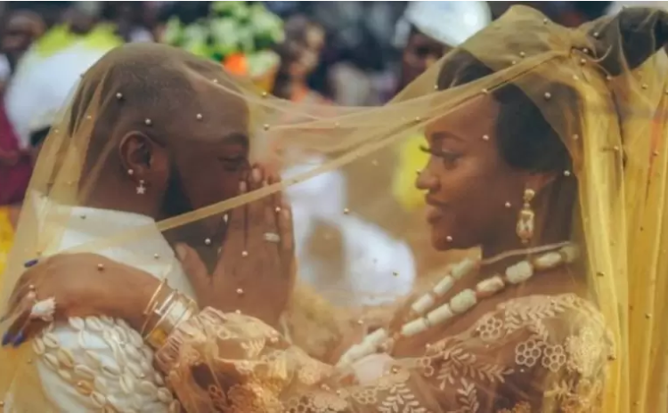 Davido Features His Wife, Chioma in One Milli Video ( Photos+Video)