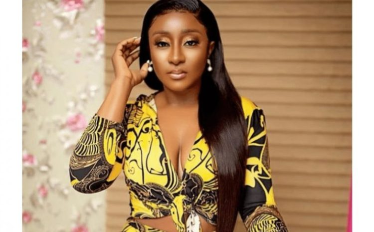 This New Photo of Ini Edo Will Make You Think She Is Not Growing Old