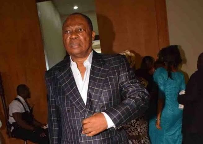 Just In:  Popular Billionaire CEO of Globe Motors, Willy Anumudu is dead