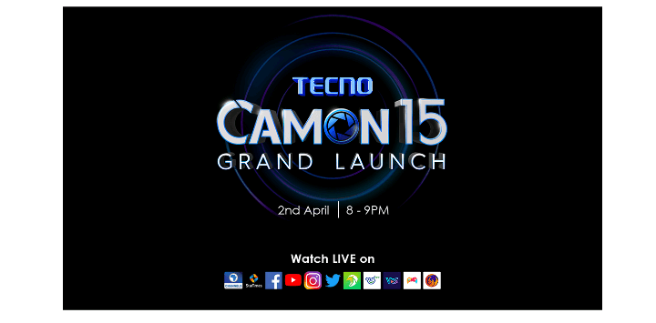 Tecno Mobile Set To Unveil A Brand Ambassador At The Camon 15 Launch Tomorrow