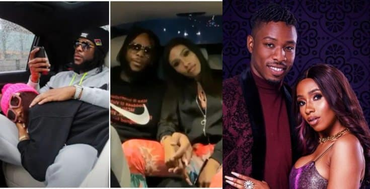 """Real men give babes money and not the other way round"" – Willie XO shades Ike for demanding money from Mercy"