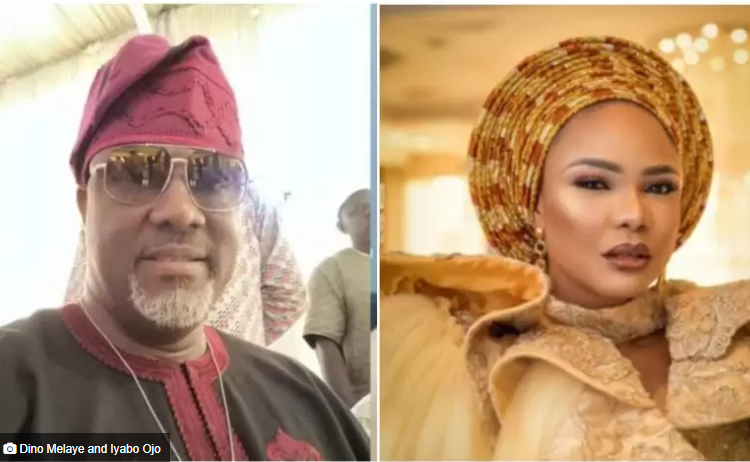 Dino Melaye finally opens up on his engagement with Iyabo Ojo