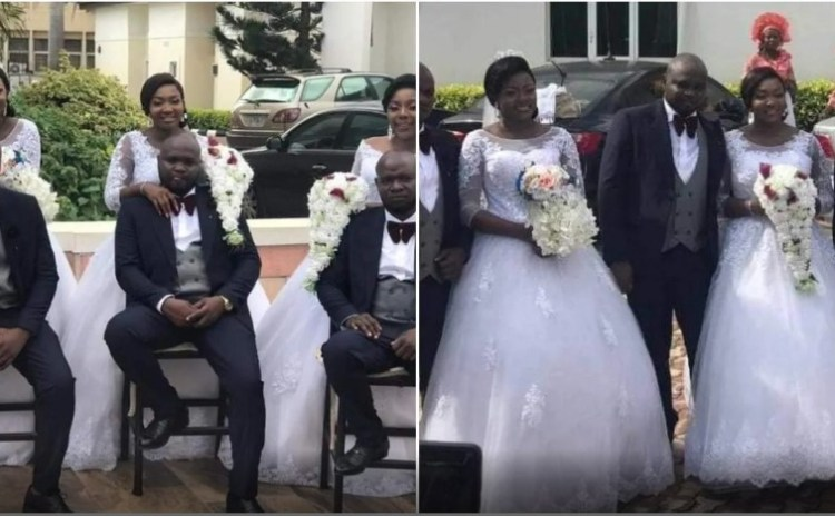 What You Should Know About Triplet Grooms Who Got Married To Their Wives On Same Day And Venue