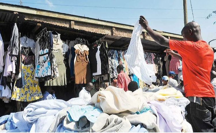 Escaped COVID-19 Patient Arrested in Ondo market selling 'Okrika