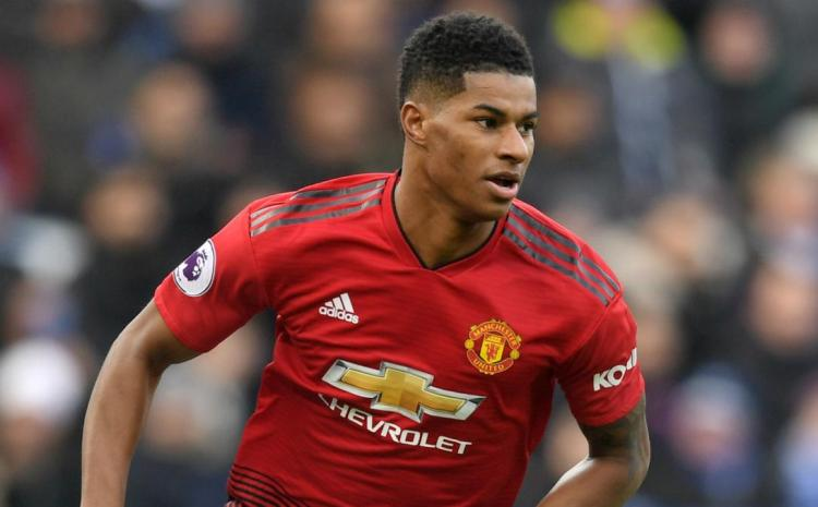 Rashford reacts as Ighalo extends Man Utd deal
