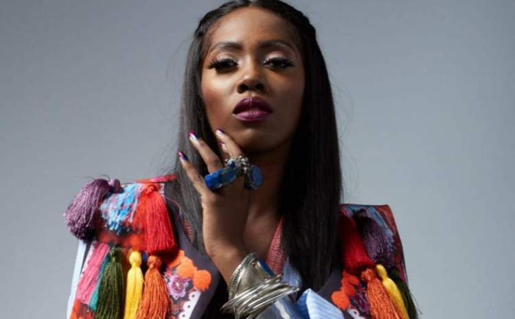 I'll put out my nakedness in next music video – Tiwa Savage