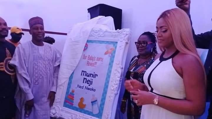 See All Photos And Videos From Regina Daniel's Baby Naming Ceremony