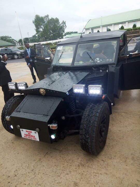 EdHD7 yXgAYHd3Z - See What Gifted Nigerian Engineers Used to Construct Bat-Cell Car (Images)