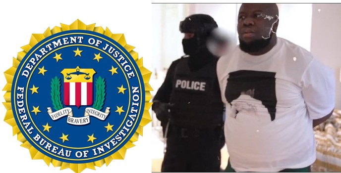 Hushpuppi's Court Charge Sheet: Ex-billionaire Finally Appeared In a USA Court (See Photos)