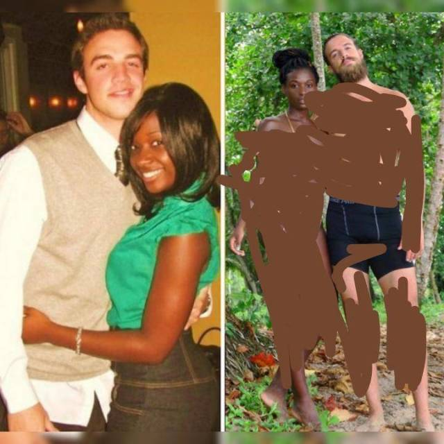 bd1ad1789eac097166f464773766b962 - This Couple's Instagram Photograph Goes Viral In a single day For Peculiar Motive (See Pictures)