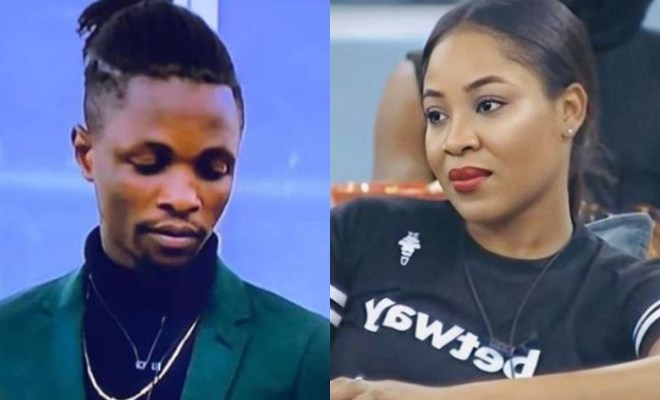 Why BBNaija's Erica Might Be Disqualified Today | See Details