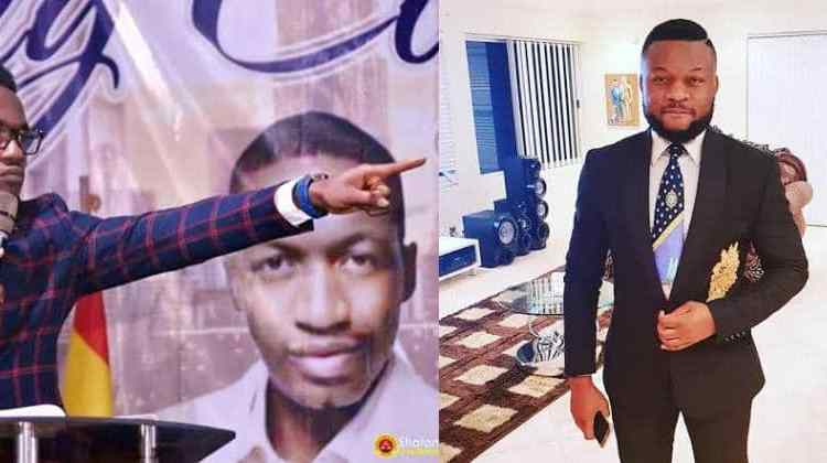 """The boys you hired to blackmail Prophet Jeremiah Fufeyin has Exposed you"", Prophet Gideon Isah blast Jay Israel Snr"