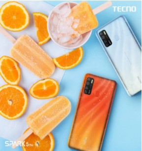TECNO Amazes Its SPARK Consumers with the Upgraded SPARK 5 Pro Smartphone