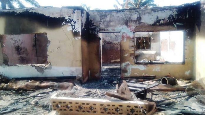Read The Story of How 17-year-old Nigerian Girl Set Her Boyfriend On Fire