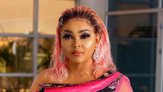 Meet Female Celebrities Who Are Single Mothers In Nigeria - Mercy Aigbe