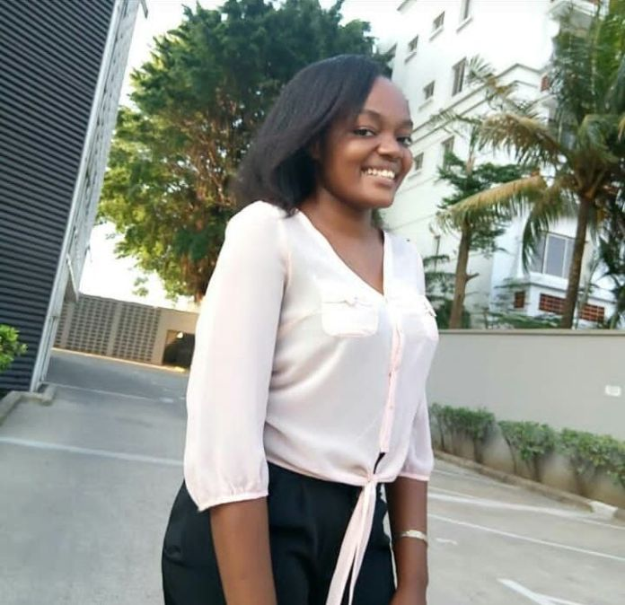 Meet This First-Class Nigerian Lawyer Who Is Also The Face Of Bayelsa Girl Child