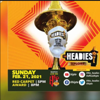 How to Watch The Headies 2020